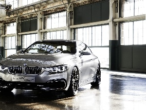 Concept, 2013, BMW, Front Series 4, 4 Series