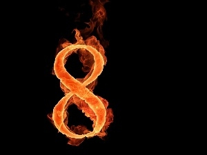 number, 8, Fire