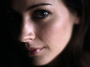 actress, portrait, Amy Acker