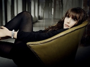 actress, Armchair, Liv Tyler