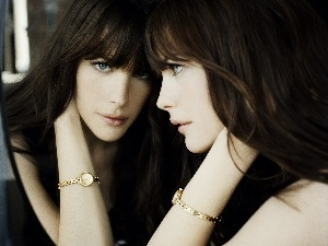 actress, Mirror, Liv Tyler