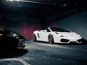 alloy wheels, grip, Lamborghini Gallardo