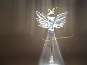 angel, glass