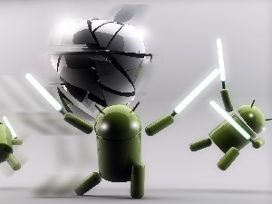 Swords, Apple, Android