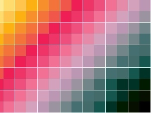 squares, background, color