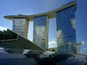 Marina Bay Sands, The Republic of Singapore