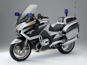 Police, BMW R1200RT