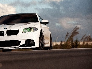 White, BMW, TUNING