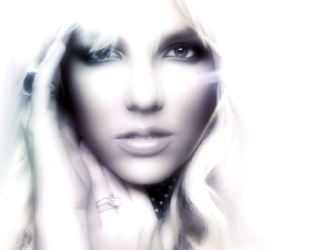 portrait, Britney Spears