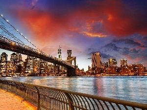 Brooklyn Bridge Park, The United States