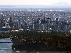 Vancouver, Canada, Town