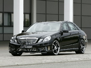 Carlsson, headlights, Mercedes W212, Shared
