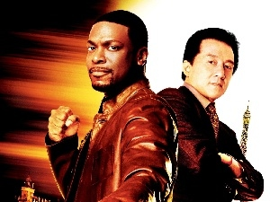 Jackie Chan, 3, hours, Chris Tucker, rush