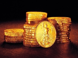 coins, Golden
