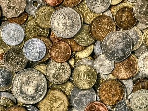 coins, old