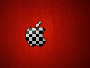 checkerboard, commercial, Apple
