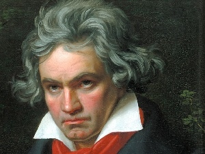 composer, picture, Ludwig Van Beethoven, portrait