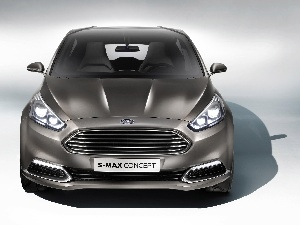 Concept, Ford S-MAX