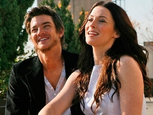Craig Horner, Bridget Regan, Actors