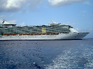 cruise, Liberty of de Seas, Ship