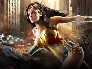 DC Uniwerse, Wonder Woman