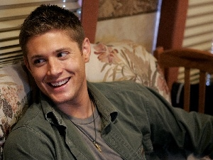 Dean Winchester, Smile, actor