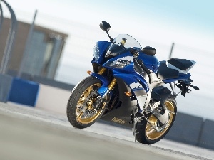 direction, Yamaha YZF R6