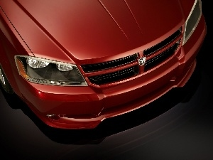 Mask, Dodge Avenger