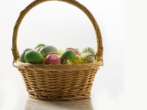 eggs, eggs, basket