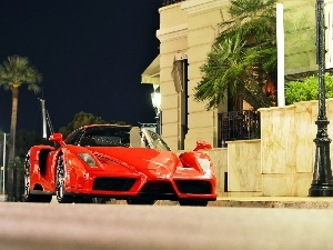 Ferrari Enzo, Red