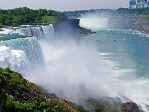 Niagara Falls, waterfall