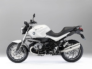 frame, black, White, BMW R1200R
