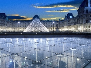 Paris, France, Louvre