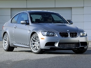 Frozen Gray Series, BMW M3