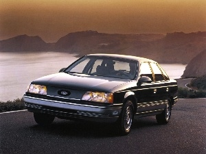 generation, Ford Taurus, first