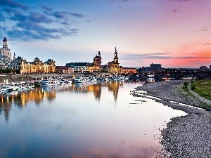 Dresden, Germany, Town