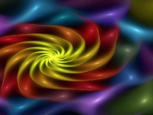 graphics, abstraction, color, whirlwind