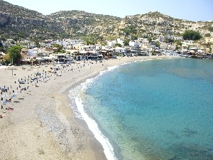 Crete, Greece, Beaches