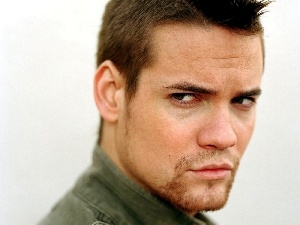 hair, portrait, Shane West