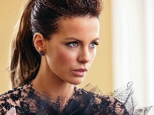 Half Profile, Beckinsale, actress, rapprochement, Kate