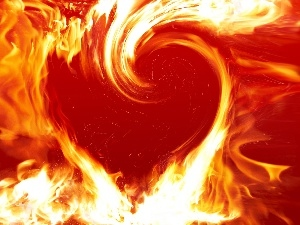 Heart, Big Fire, Valentine