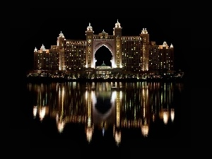 Hotel Atlantis The Palm, Dubaj