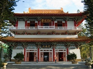 Buldings, house, Chinese