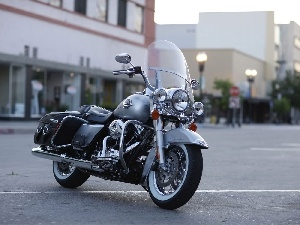 Accessory, Lamps, Harley Davidson Road King Class