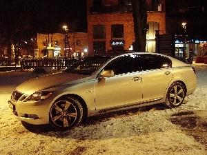 Lexus GS 430, Golden