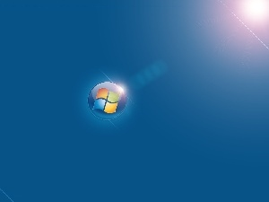 Seven, logo, windows