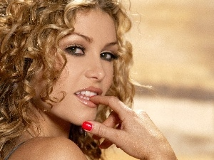 lovely, make-up, Heather Vandeven
