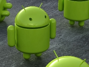 M&Ms mate, Android, Green