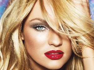 make-up, Candice Swanepoel