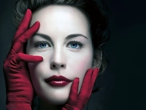 Liv Tyler, Gloves, Women, make-up